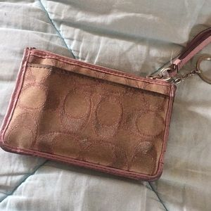 Coach wallet/ change purse